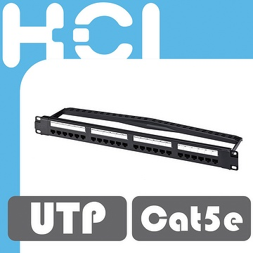 Unshielded, Patch Panel