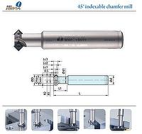 Nine9 45 degree indexable chamfer mill