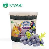 Blueberry Popping Boba