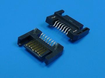 Taiwan Sata 7p Smt Male Type A Amp C Electronics Co Ltd