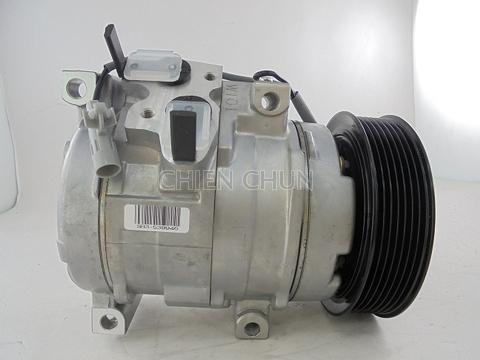 Taiwan TOYOTA INNOVA 447180-8290 A/C Compressor, Automobile parts