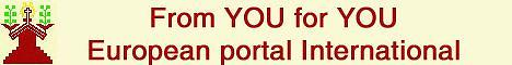 INTERNATIONAL PORTAL '' From You for You''