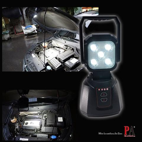 15W CREE LED HANDHELD SEARCH SPOT WORK