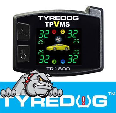 TYREDOG lastik basıncı lambası TPVMS