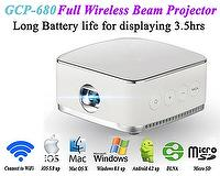 Full HD Wireless Beam Projector