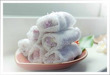 FRIED WATER CHESTNUT CAKES