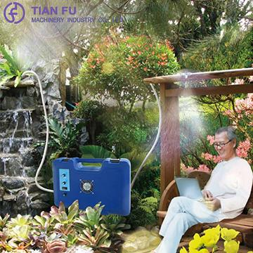 Taiwan Portable Mist Spraying System | TIAN FU MACHINERY INDUSTRY CO