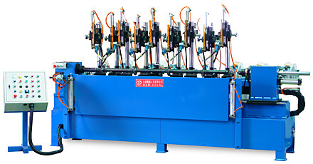 Ledge Scaffolding Welding Machine