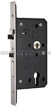 Automatic Deadbolt Locking Euro Mortise Lock