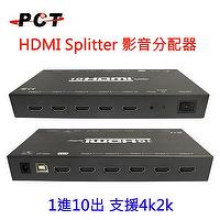 10 Port HDMI Splitter