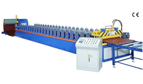 Roof Tile Cold Roll Forming Machine Machinery Rolling Mill