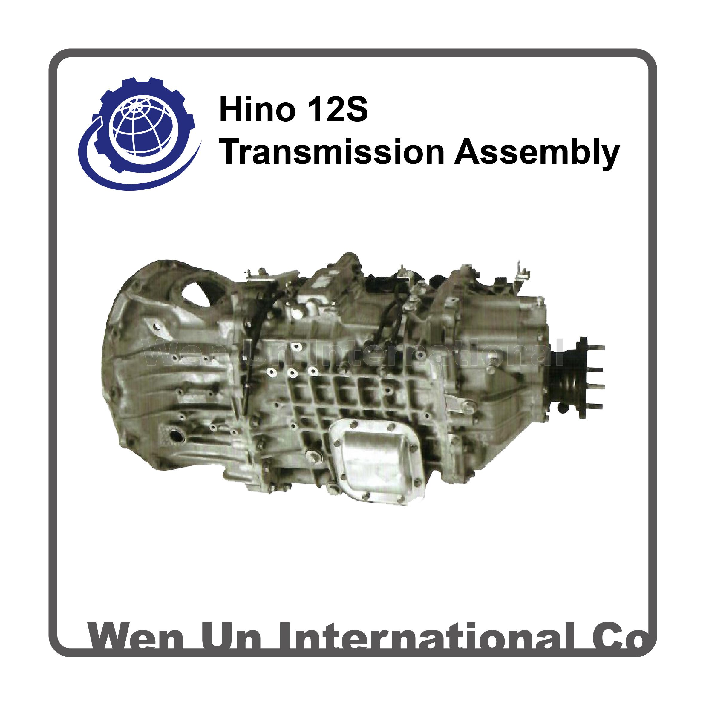 Taiwan Transmission Engine Assembly for Hino 12S   Taiwantrade
