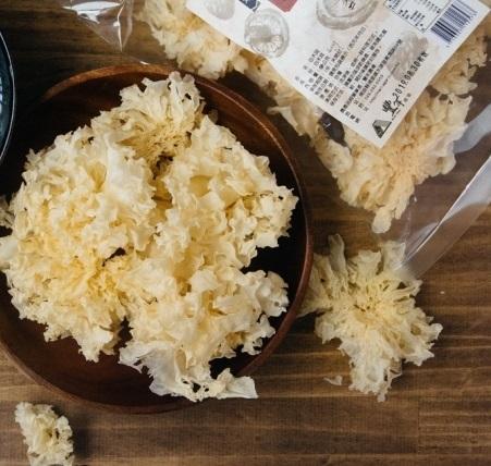 Taiwan Dried White Fungus Premium Grade