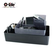 Desktop Stackable Caddy Box Movable Partition【O-Life】S-32011