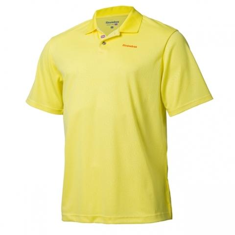 Sport Polo Shirt,Yellow