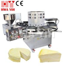 HY-910-C Automatic Continuous Mille Crepe Cake Maker Machine