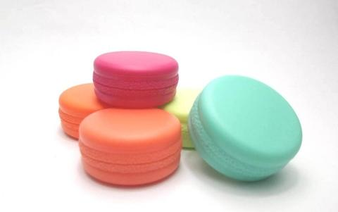 Mini Macaron Shape Jar 15 ml