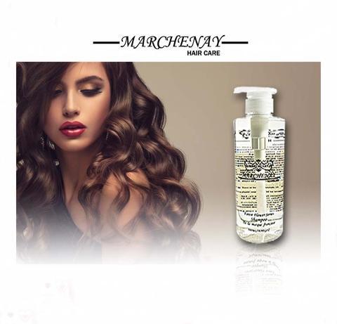 【MARCHENAY】Organic shampoo 500ML(slow hair loss)