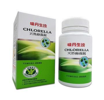chlorella taiwan