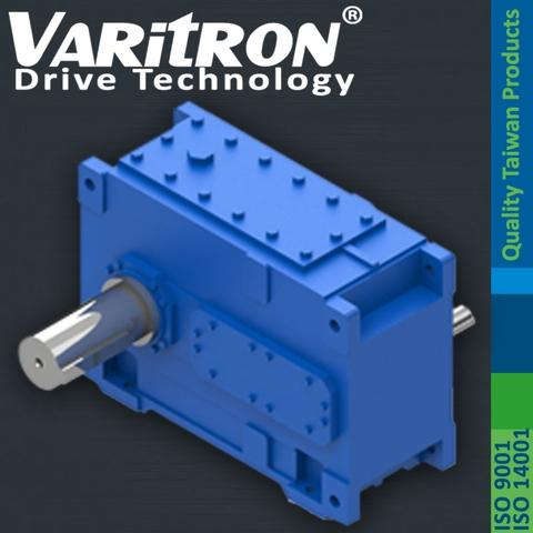 Taiwan Varitron H series bevel helical Gear Motor Speed Reducer