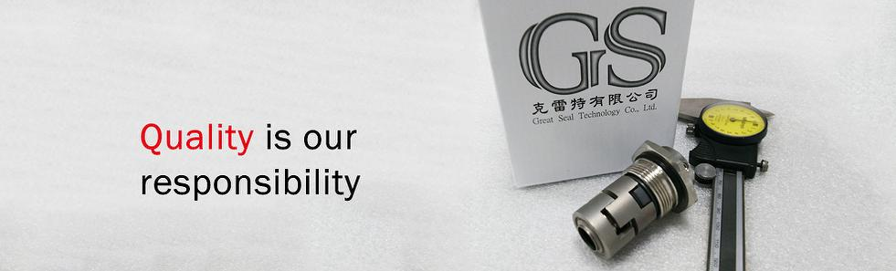 GREAT SEAL TECHNOLOGY CO., LTD. - Quality