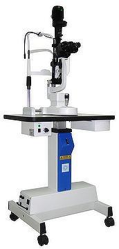 Converging Stereoscopic Microscope Slit Lamp REXMED RSL-103