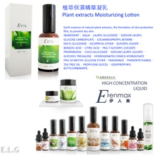 Plant extracts moiturizing lotion