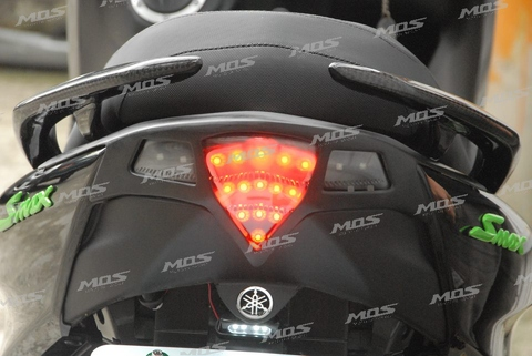 MOS FRP Taillight Cover