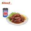 Vegetarian Canned Pork Meat With Gluten