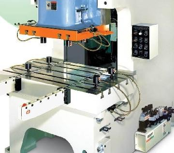Quick Die Change System for Press Machine