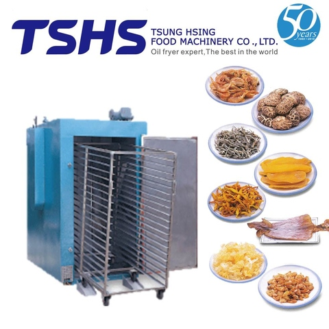 High Working Industrial Box Type Fish Drying Plant