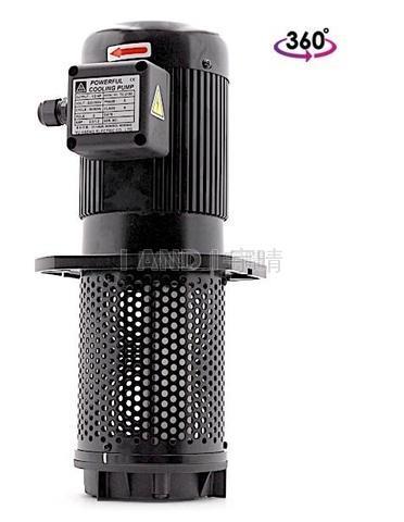 "1/4HP Machine Coolant Pump, immersion 180 mm 7"""