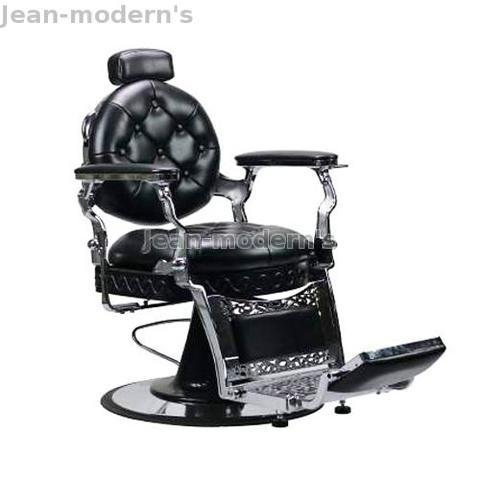 Luxury Hydraulic Recline Barber Chair_jean-modern's