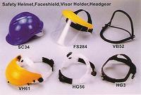 Safety Helmet, Faceshie..