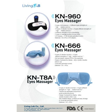 Eyes Massager