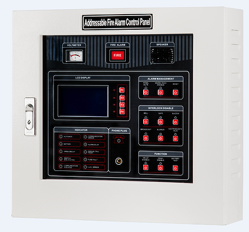 YFR-1 Addressable Fire Alarm Control Panel