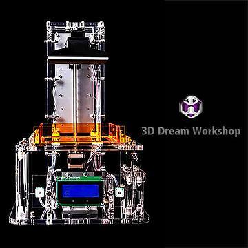 diy 3d printer blueprints