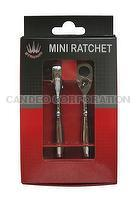 Round Bar  Mini Ratchet