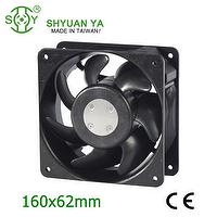 160mm axial small size industrial air blower fan
