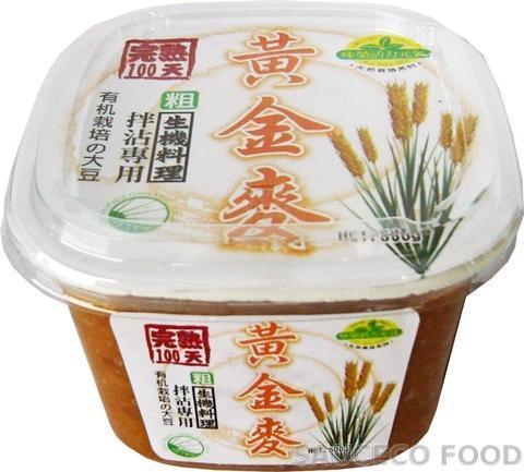 Golden wheat Miso