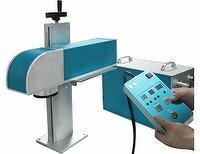 offline YAG/Fiber laser marking machine (CR-RPO-3W)