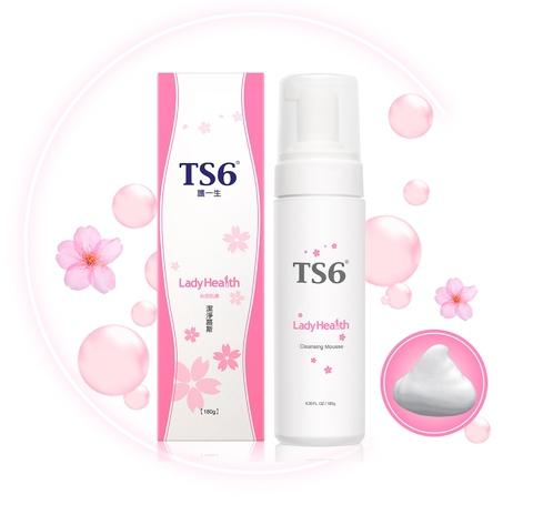 TS6 Cleansing Mousse