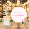 (Classic Rose) Fragrance Sticks Reed Diffuser Starter