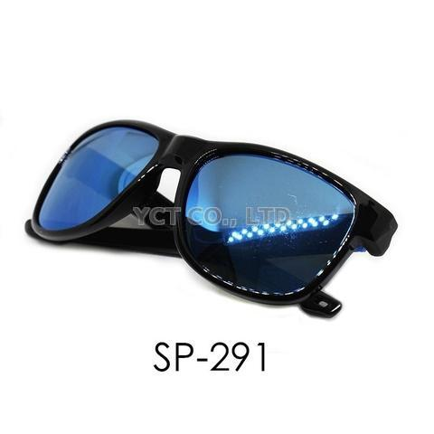 UV400 Fashionable Sunglasses with Black Frames for Men