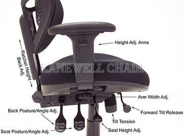 Excellent Office Chair Mesh Chair Big Tall Manager Chair With Pdpeps Interior Chair Design Pdpepsorg