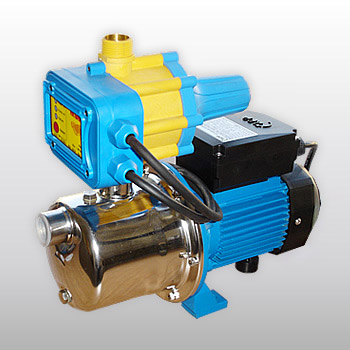 Stainless Steel Booster Pumps