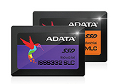 ADATA ISSS332 32GB 2.5 Inch SATA III 6Gbps Industrial-Grade MLC Solid State Drive (ISSS332-032GM)