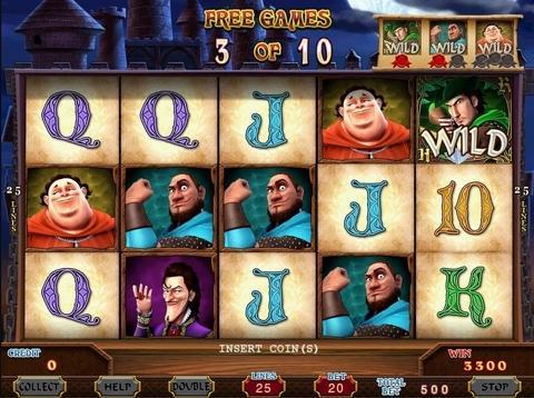 IGS 25 Liners XGA Casino games made in Taiwan