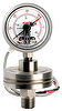 Electronic Contact Pressure Gauge(Diaphragm Type)