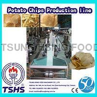 Hot Selling Industrie Integral Brittle Potato Crisp Making Machine